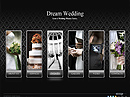 Dream Wedding - PhotoVideoAdmin, VIDEO GALLERY ADMIN FLASH website templates