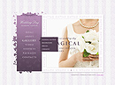 Wedding planer HTML5 Photo & Video Gallery Template
