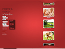 Photo and Video HTML5 Photo & Video Gallery Template